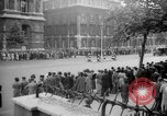 Image of Crowds gather at Whitehall and Downing Streets London England United Kingdom, 1939, second 11 stock footage video 65675053829
