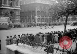 Image of Crowds gather at Whitehall and Downing Streets London England United Kingdom, 1939, second 12 stock footage video 65675053829