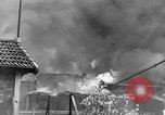 Image of bomb explosions Paris France, 1940, second 7 stock footage video 65675053837