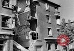 Image of bomb explosions Paris France, 1940, second 11 stock footage video 65675053837