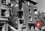 Image of bomb explosions Paris France, 1940, second 12 stock footage video 65675053837