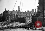 Image of Buildings destroyed by German  bombing France, 1940, second 3 stock footage video 65675053839