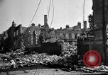Image of Buildings destroyed by German  bombing France, 1940, second 4 stock footage video 65675053839