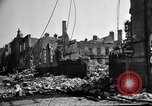 Image of Buildings destroyed by German  bombing France, 1940, second 5 stock footage video 65675053839