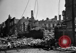 Image of Buildings destroyed by German  bombing France, 1940, second 6 stock footage video 65675053839