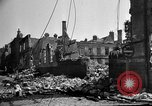 Image of Buildings destroyed by German  bombing France, 1940, second 7 stock footage video 65675053839