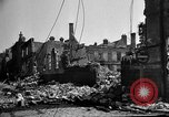 Image of Buildings destroyed by German  bombing France, 1940, second 9 stock footage video 65675053839