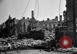 Image of Buildings destroyed by German  bombing France, 1940, second 10 stock footage video 65675053839