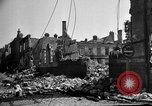 Image of Buildings destroyed by German  bombing France, 1940, second 12 stock footage video 65675053839