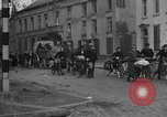 Image of Refugees flee during Battle of France France, 1940, second 5 stock footage video 65675053840