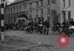 Image of Refugees flee during Battle of France France, 1940, second 6 stock footage video 65675053840