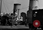 Image of British Expeditionary Force wounded being evacuated Boulogne France, 1940, second 2 stock footage video 65675053841