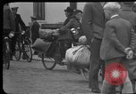 Image of refugees Northern France, 1940, second 7 stock footage video 65675053845