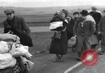 Image of refugees Northern France, 1940, second 1 stock footage video 65675053846
