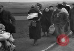 Image of refugees Northern France, 1940, second 2 stock footage video 65675053846
