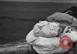 Image of refugees Northern France, 1940, second 11 stock footage video 65675053846