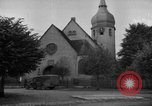 Image of Protestant Minister Alsace France, 1939, second 2 stock footage video 65675053856