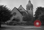 Image of Protestant Minister Alsace France, 1939, second 4 stock footage video 65675053856