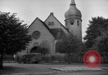 Image of Protestant Minister Alsace France, 1939, second 6 stock footage video 65675053856