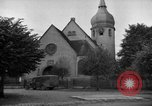 Image of Protestant Minister Alsace France, 1939, second 8 stock footage video 65675053856