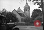 Image of Protestant Minister Alsace France, 1939, second 9 stock footage video 65675053856
