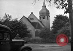 Image of Protestant Minister Alsace France, 1939, second 10 stock footage video 65675053856