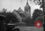 Image of Protestant Minister Alsace France, 1939, second 11 stock footage video 65675053856