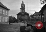 Image of synagogue Alsace France, 1939, second 9 stock footage video 65675053857