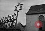 Image of synagogue Alsace France, 1939, second 10 stock footage video 65675053857
