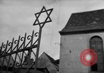 Image of synagogue Alsace France, 1939, second 12 stock footage video 65675053857