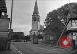 Image of Catholic church Alsace France, 1939, second 1 stock footage video 65675053858