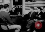 Image of Navy Recruitment office Indiana United States USA, 1942, second 2 stock footage video 65675053863