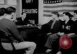 Image of Navy Recruitment office Indiana United States USA, 1942, second 3 stock footage video 65675053863