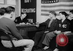 Image of Navy Recruitment office Indiana United States USA, 1942, second 5 stock footage video 65675053863