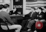 Image of Navy Recruitment office Indiana United States USA, 1942, second 7 stock footage video 65675053863
