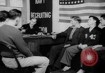 Image of Navy Recruitment office Indiana United States USA, 1942, second 11 stock footage video 65675053863