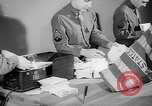 Image of Army post office Indiana United States USA, 1942, second 5 stock footage video 65675053864