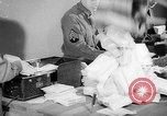 Image of Army post office Indiana United States USA, 1942, second 7 stock footage video 65675053864