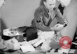 Image of Army post office Indiana United States USA, 1942, second 10 stock footage video 65675053864