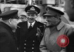 Image of Winston Churchill North Africa, 1944, second 2 stock footage video 65675053875