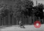 Image of Italian refugees Italy, 1945, second 7 stock footage video 65675053880