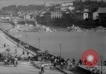 Image of water purifying truck Florence Italy, 1945, second 2 stock footage video 65675053881