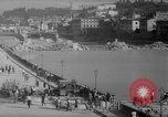 Image of water purifying truck Florence Italy, 1945, second 8 stock footage video 65675053881