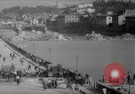 Image of water purifying truck Florence Italy, 1945, second 10 stock footage video 65675053881
