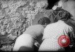 Image of water point Italy, 1945, second 10 stock footage video 65675053882