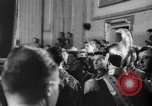 Image of Pope Pius XII blesses British troops Rome Italy, 1944, second 9 stock footage video 65675053883