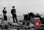 Image of British warship Mediterranean Sea, 1944, second 9 stock footage video 65675053887