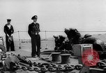 Image of British warship Mediterranean Sea, 1944, second 10 stock footage video 65675053887