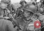 Image of German prisoners on D-Day near June Beach France, 1944, second 1 stock footage video 65675053888