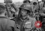 Image of German prisoners on D-Day near June Beach France, 1944, second 5 stock footage video 65675053888